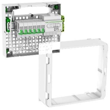 Schneider Electric - Coffret de communication prêt à l'emploi...