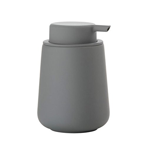 Zone Denmark Nova One 0.25L Grey Soap/Lotion Dispenser – Soap & Lotion Dispensers (80 mm, 80 mm, 115 mm)