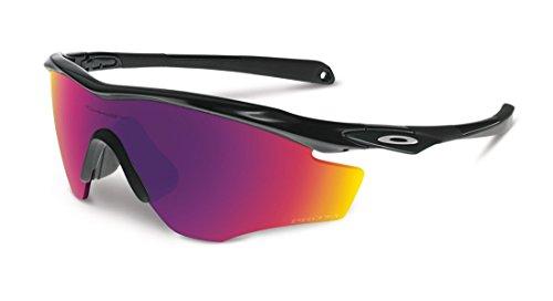Oakley Herren Sonnenbrille M2 Frame Xl 934310 Farbe Des Gestells: Black Linsenfarbe: Prizm Cricket, 45