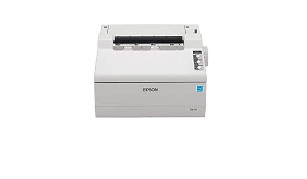 Epson Lq 50 Nadeldrucker Elektronik