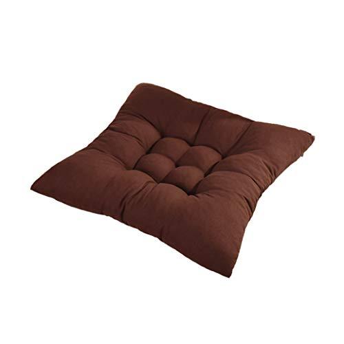 OLEEKA Haushalt Sitzkissen Büro Bar Stuhl Rücksitz Kissen Sofa Kissen Gesäß Stuhl Kissen Nützliche Home Pad -
