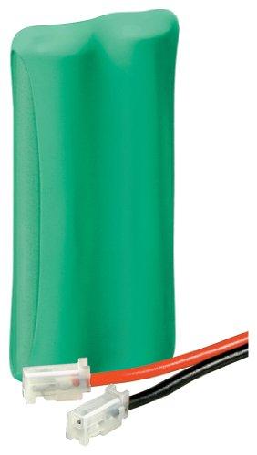 Wentronic Ersatzakku für schnurlose Telefone (NiMh, 650 mAh, 2,4V)