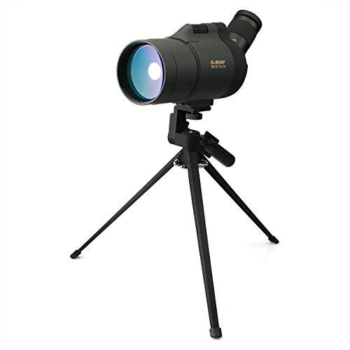 Svbony SV41 Telescopio Terrestre 25-75x70AE MAK Spotting
