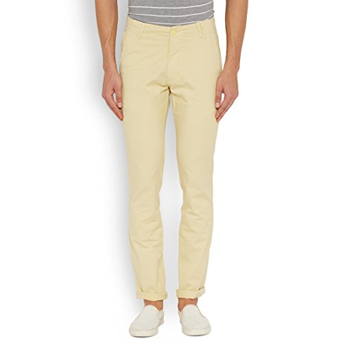 Parx Medium Yellow Trouser