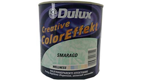 Dulux creative color effetto, mezzo trasparente effetto colore, colore plantenwelt/1 litro