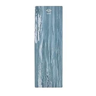 YOOQ Esterilla de Yoga Pure, 100% Caucho Natural, Antideslizante Extremo y respetuosa con el Medio Ambiente