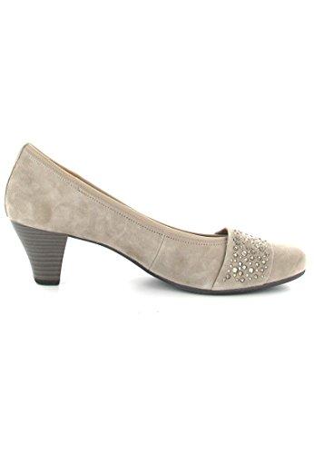 Gabor Shoes Basic Damen Geschlossen Pumps Grau
