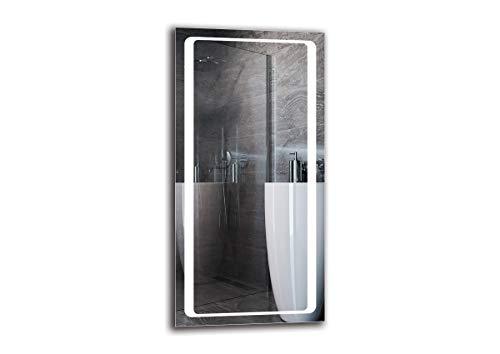 Espejo LED Premium   Dimensiones Espejo 50x100 cm