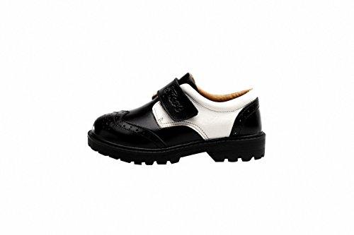 Bomkin Scarpe sportive all'aperto eleganti e confortevoli nero-bianco