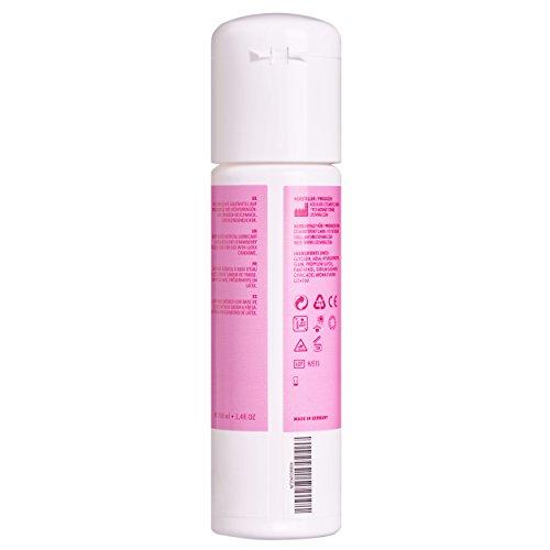 Loovara Gleitgel mit natürlichem Erdbeer Aroma (100 ml) Gleitmittel auf Wasserbasis - Bild 5
