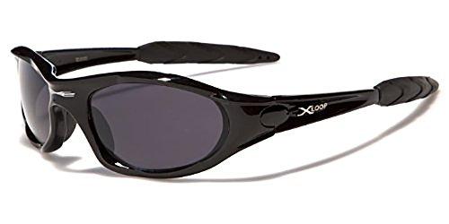 X-loop 'extreme' occhiali da sole - occhiali sportivi / sci / ciclismo - uv400 (uva & uvb) - limited edition (con custodia - vault case)