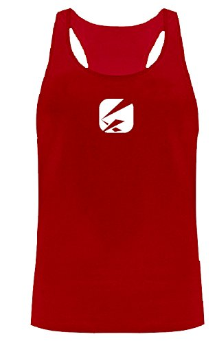 Candish Tank Top Fitnessshirt Mx1M5 rot - rot