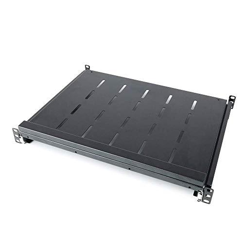 Cablematic Teleskop-Schublade 1HE Rack-Tastatur F350 375-645mm -