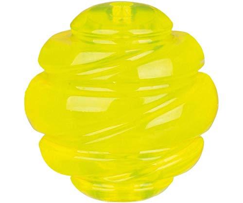 Sporting Hard Ball Tps 6 Cm Di Colore Giallo, Trixie