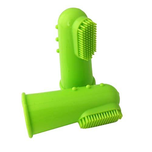MXECO Diseño colorido No tóxico Silicona suave Cepillo