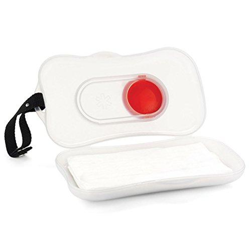 laoo SA weiß Baby OTG Host Adapter Go Tücher Spender, Box für Buggy, Kinderwagen
