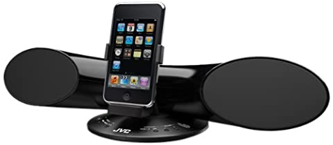 JVC XS-SR3B iTheatre Speaker System for iPod