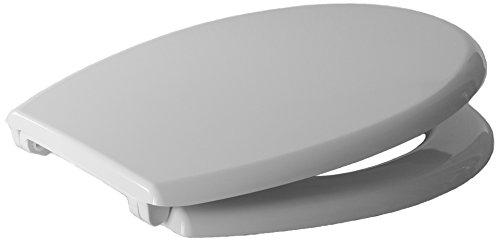 Sì ellisse sedile copriwater dedicato, bianco