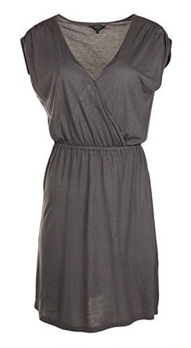 Guess Jeans Women Dress Grey W13K06-G4F00-B953, size:XS