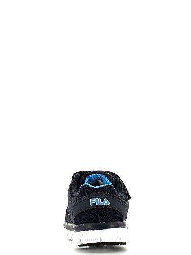 Fila, Chaussures basses pour Garçon Bleu