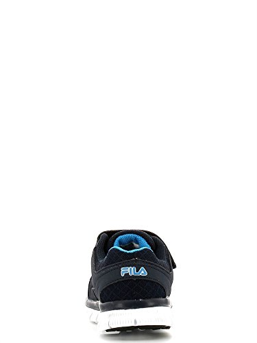 Fila 4010159 Scarpa ginnica Bambino Blu