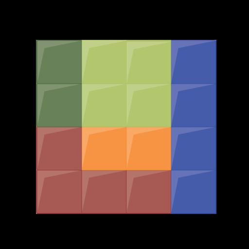 Block Puzzle - zu füllen und passen blöcke