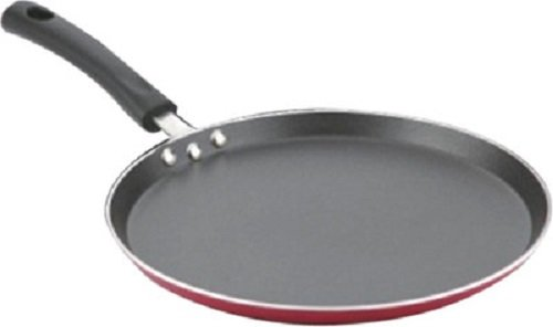 Pigeon Induction Base Non-Stick Flat Tawa, 28cm  available at amazon for Rs.540