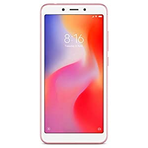Xiaomi Redmi 6A (Rose Gold, 16GB)