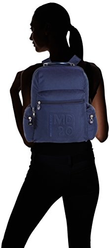 Mandarina Duck Md20 14216tt2, Sac porté dos Bleu (Dress Blue 08Q)