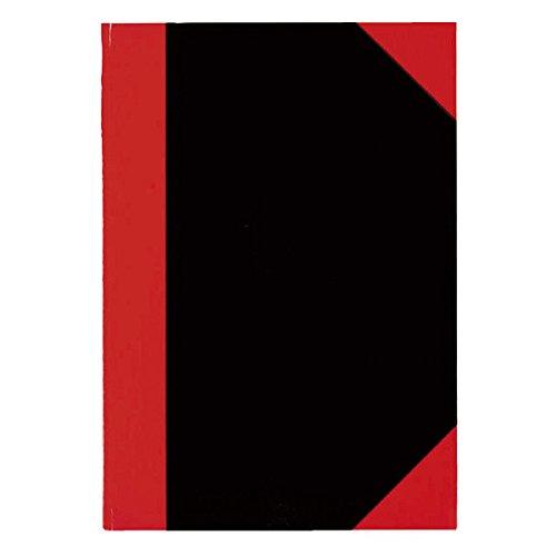 Stylex 29116 Kladde, DIN A6, kariert, - Notizbuch, Seiten 200 Kleines