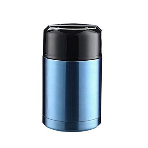 beautygoods Warmhaltebox Edelstahl Thermobehälter für Essen und Getränke, 800ml/1000ml, Doppelte Vakuumisolierung, Essensbehälter Isolierbehälter Speisebehälter