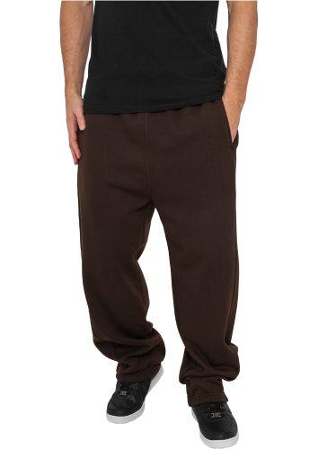 Preisvergleich Produktbild Urban Classics Sweatpant / Herren Jogginghose brown in Größe: XL + Original Bandana gratis