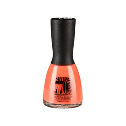 Vernis à Ongles couleur Orange Nacré