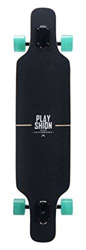 Zoom IMG-1 playshion 39 longboard drop through