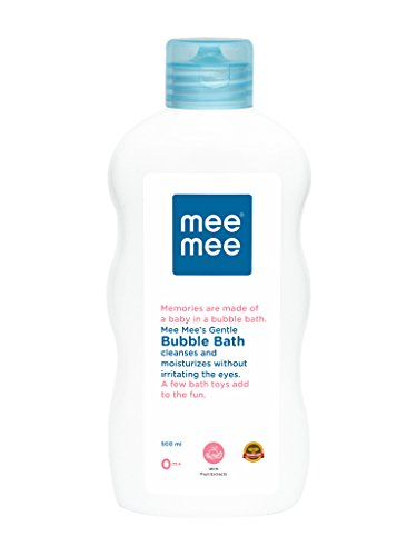 Mee Mee Gentle Baby Bubble Bath with Fruit Extracts - 500 ml