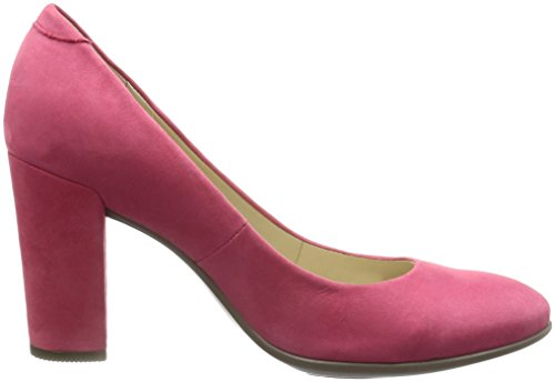 Damen Ecco 75 Block Raspberry Pumps Shape apprwnqgdS