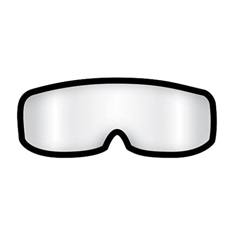 Univet 04.20.60 Clear Replacement Lens, Transparent