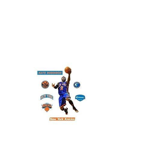 Nate Robinson New York Knicks Fathead Jr. Wand Aufkleber