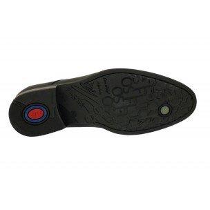 Chaussures Lacets FLUCHOS-8410-noir Noir