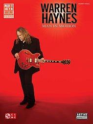 Warren Haynes - Man in Motion - Von Man In Motion Warren Haynes