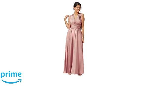 Debenhams Damen Kleid rosa rose Gr. 40, rose: Debut: Amazon.de ...