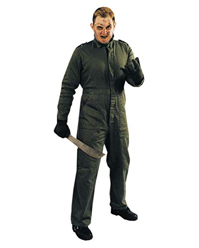 Horror-Shop Schlächter Overall Kostüm