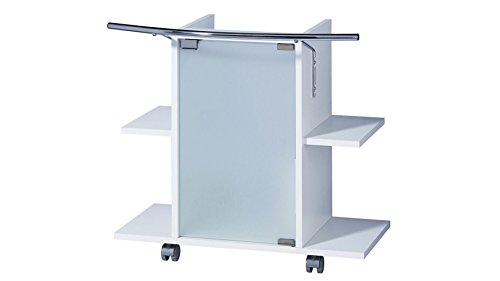 KESPER Waschbeckenunterschrank Ulm, Breite 62 cm weiß