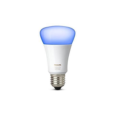 Philips Ampoule Hue White and Color E27 3ème génération