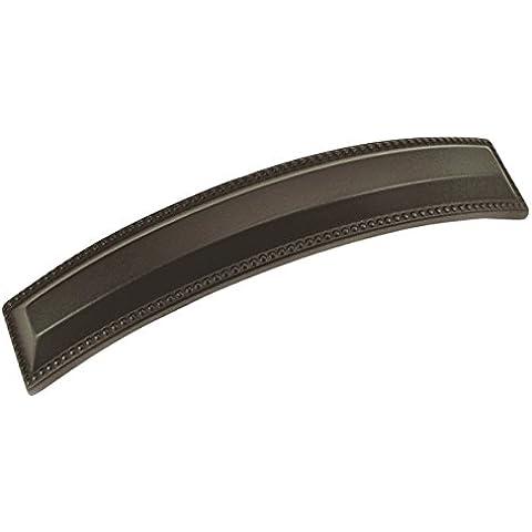 Hickory Hardware P3601-10B 3 In. y 96mm Altair Bronce frotado en aceite Gabinete Tire