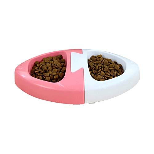 Fisch-förmige Pet Bowl Katze und Hund Universal One Bowl Dual Zweck (größe : M)