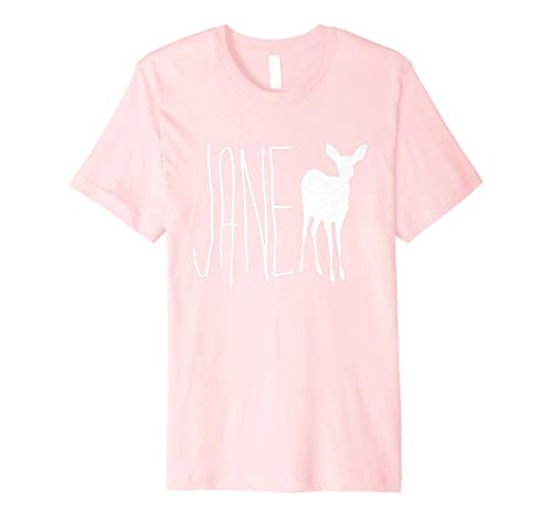 Jane Doe Shirt - Max 's Shirt Cosplay Jane Doe Tee - Doe Tee
