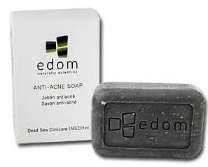 Original Edom - Savon Minéral - Savon anti-Acné