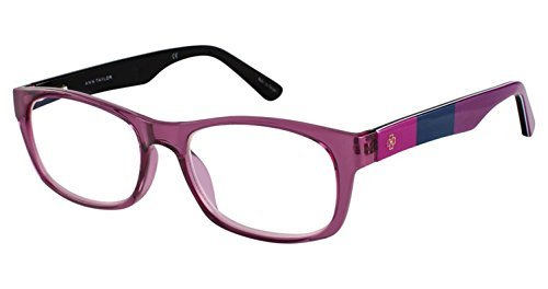 Eyeglasses Ann Taylor ATR 040 C25 TRANS EGGPLANT