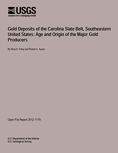 Gold Deposits of the Carolina Slate Belt, Southeastern United States: Age and Origin of the Major Gold Producers